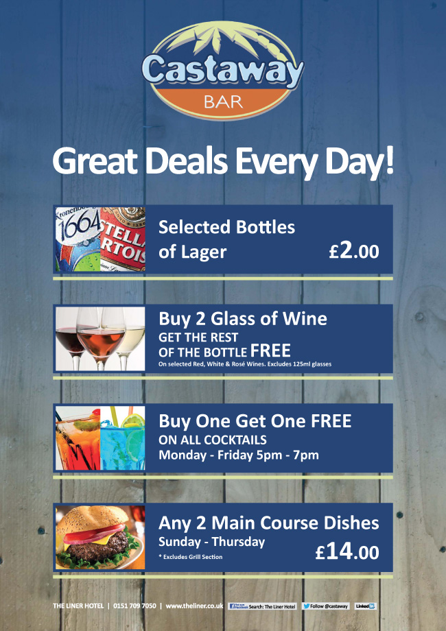 daily deals liverpool