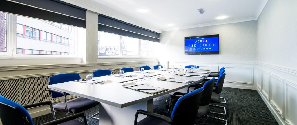 Meeting Room Upgrade The Liner Hotel Liverpool