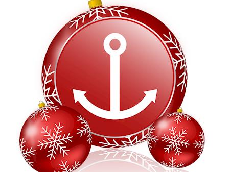 Anchor Bauble
