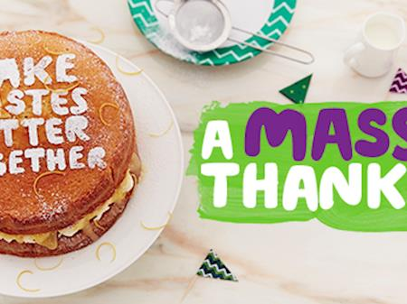 macmillan thank you